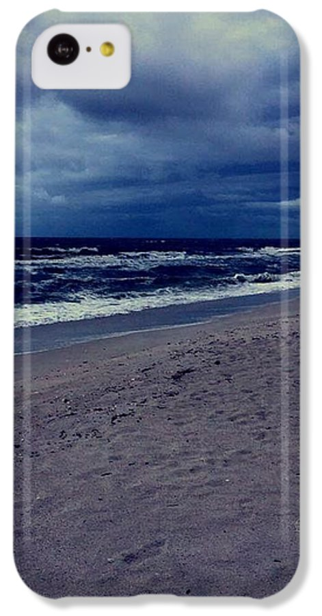 IPhone 5c Case featuring the photograph Beach by Kristina Lebron