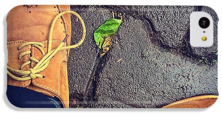 Shoes IPhone 5c Case featuring the photograph Afternoon delight by Mark Ddamulira