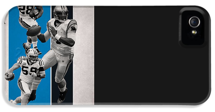size 40 0b5a8 edca6 Carolina Panthers Team Flag 2 IPhone 5s Case