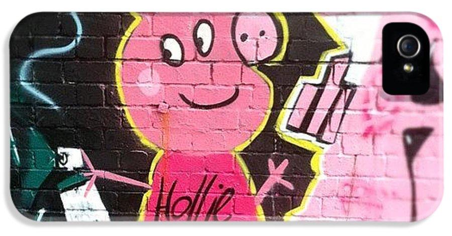 meet edc94 c6e8e Peppa Pig Graffiti #cardiff #art IPhone 5s Case