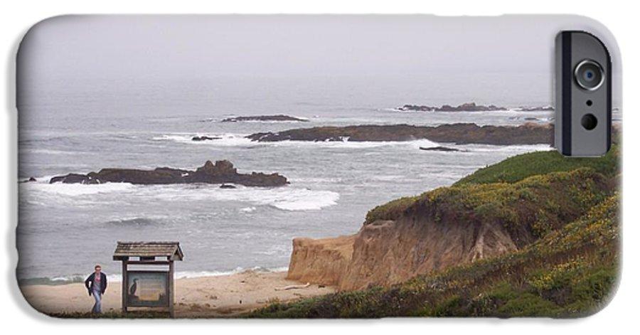 Coast IPhone 6 Case featuring the photograph Coastal Scene 7 by Pharris Art