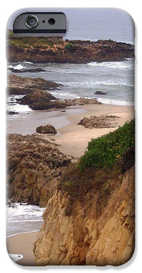 Coast IPhone 6 Case featuring the photograph Coastal Scene 8 by Pharris Art