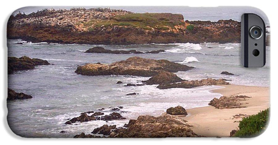 Coast IPhone 6 Case featuring the photograph Coastal Scene 9 by Pharris Art