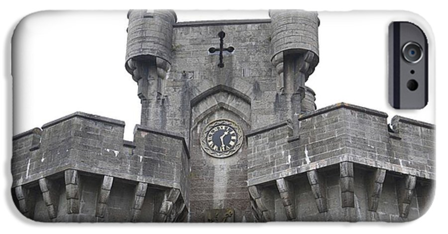 Castles IPhone 6 Case featuring the photograph Penrhyn Castle 2 by Christopher Rowlands