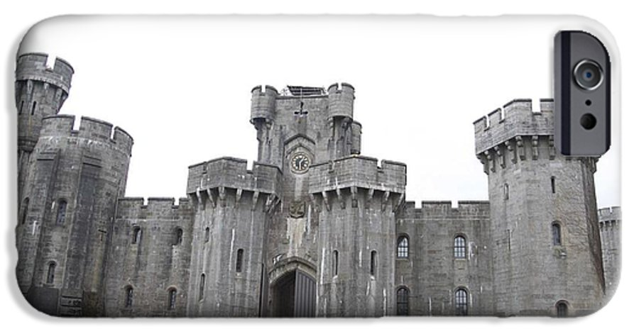 Castles IPhone 6 Case featuring the photograph Penrhyn Castle by Christopher Rowlands