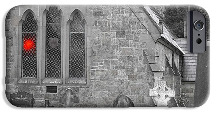 Church IPhone 6 Case featuring the photograph The Church 2 by Christopher Rowlands