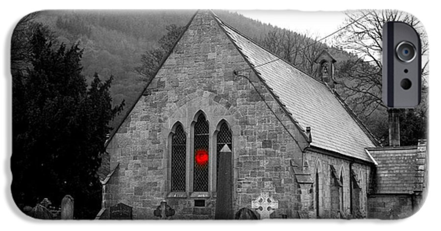 Church IPhone 6 Case featuring the photograph The Church by Christopher Rowlands