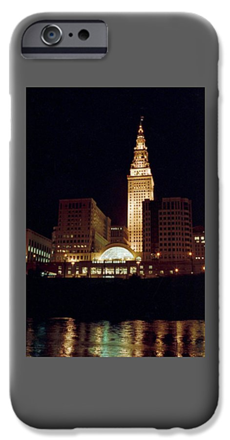 Cleveland IPhone 6 Case featuring the photograph 070506-73 by Mike Davis