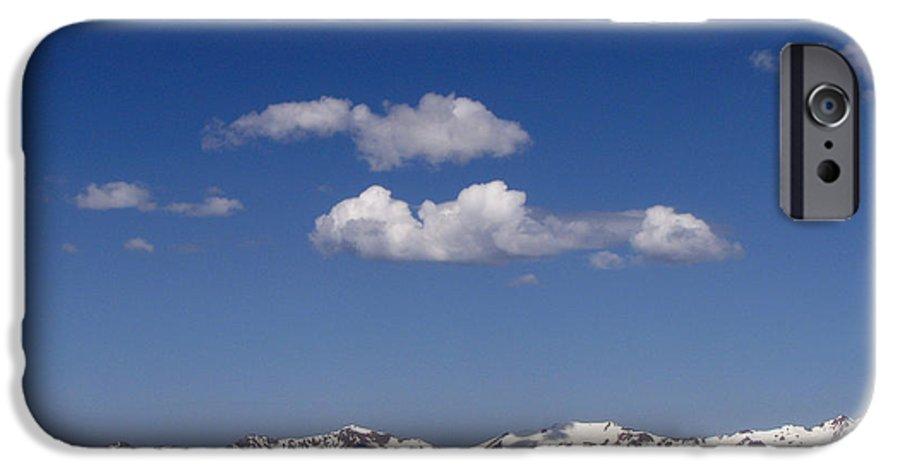 Mountains IPhone 6 Case featuring the photograph Colorado by Amanda Barcon