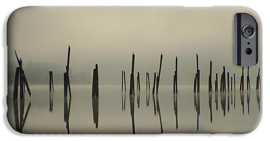 Tranquility IPhone 6 Case featuring the photograph Pend Oreille Reflections by Idaho Scenic Images Linda Lantzy