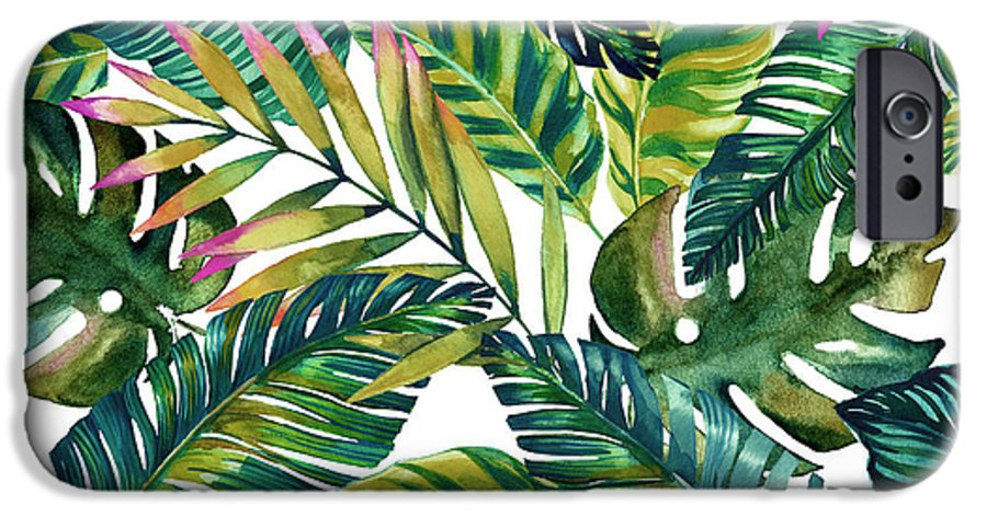 Summer IPhone 6 Case featuring the photograph Tropical by Mark Ashkenazi