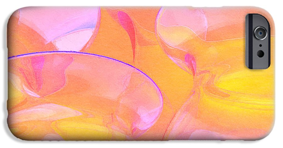 Abstract IPhone 6 Case featuring the photograph Abstract Number 19 by Peter J Sucy
