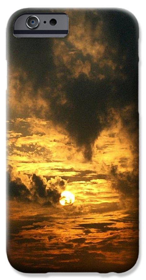 Daybreak IPhone 6 Case featuring the photograph Alter Daybreak by Rhonda Barrett