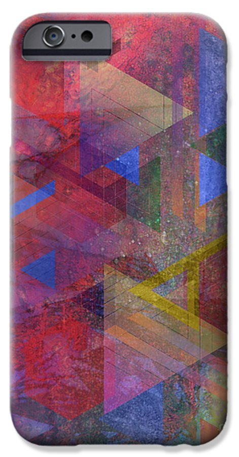 Another Time IPhone 6 Case featuring the digital art Another Time by John Beck