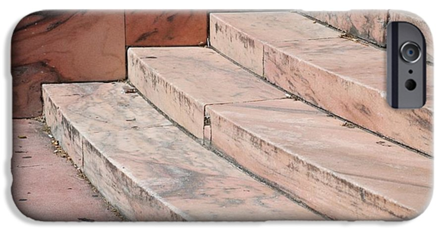 Architecture IPhone 6 Case featuring the photograph Art Deco Steps by Rob Hans