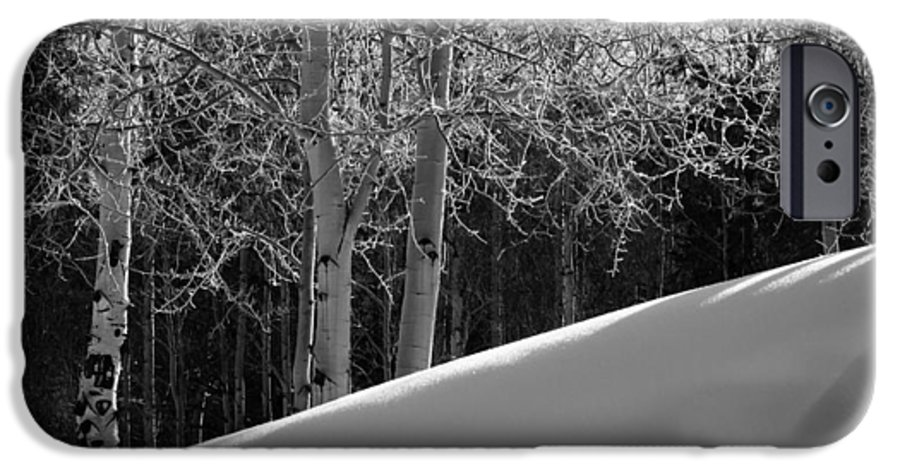 Colorado IPhone 6 Case featuring the photograph Aspencade by Skip Hunt
