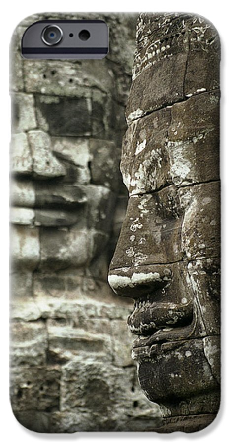 Bayon IPhone 6 Case featuring the photograph Bayonii by Patrick Klauss
