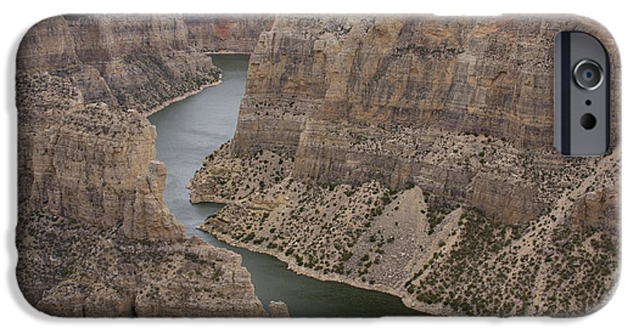 Canyon IPhone 6 Case featuring the photograph Bighorn Canyon by Idaho Scenic Images Linda Lantzy