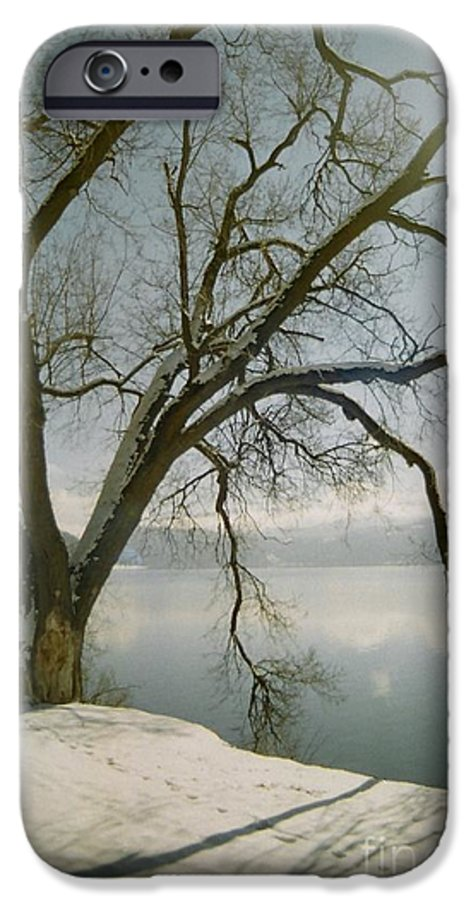 Blue IPhone 6 Case featuring the photograph Blue Dream by Idaho Scenic Images Linda Lantzy