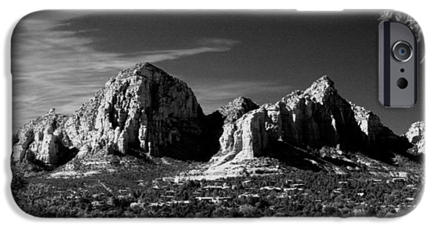 Arizona IPhone 6 Case featuring the photograph Capital Dome I by Randy Oberg