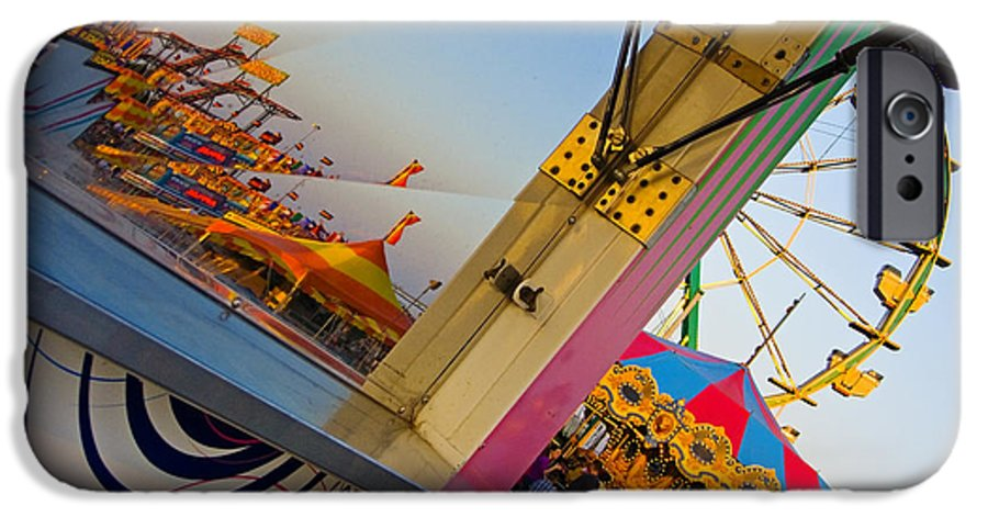 Carnival IPhone 6 Case featuring the photograph Carnival 1 by Skip Hunt