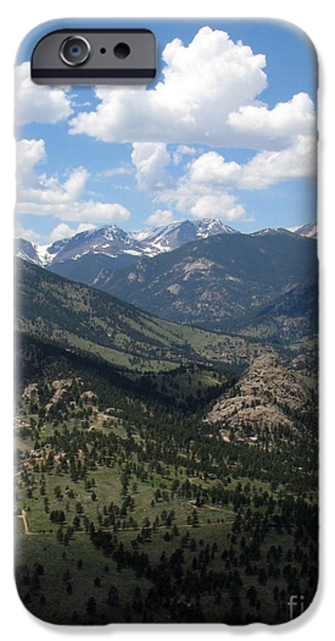 Colorado IPhone 6 Case featuring the photograph Colorado by Amanda Barcon