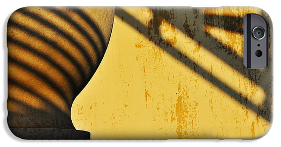 Architecture IPhone 6 Case featuring the photograph Comb Over by Skip Hunt