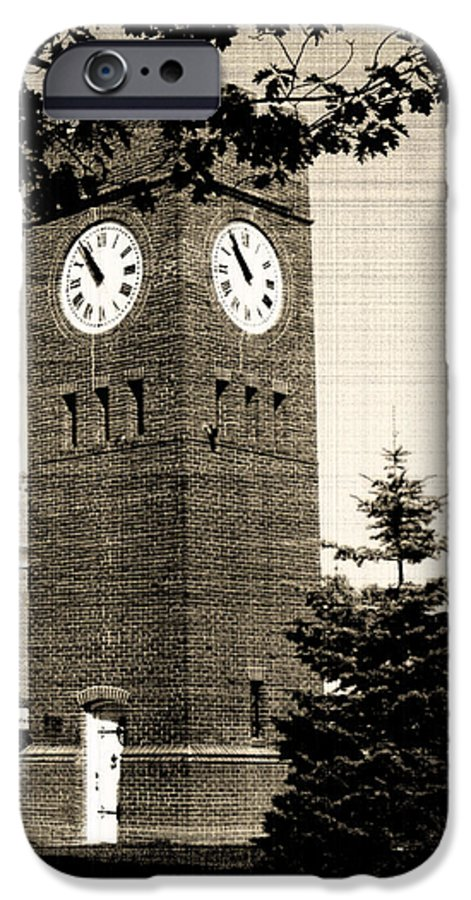 Hudson IPhone 6 Case featuring the photograph Days Gone By by Kenneth Krolikowski