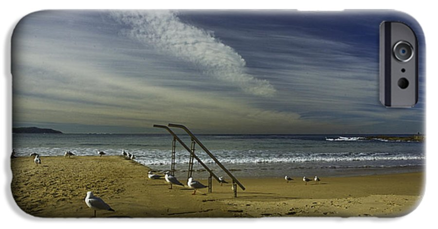 Beach IPhone 6 Case featuring the photograph Dee Why Beach Sydney by Sheila Smart Fine Art Photography