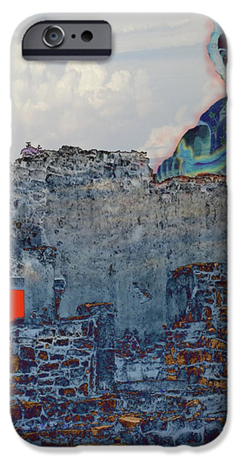Tulum Ruins IPhone 6 Case featuring the photograph Dream Of Tulum Ruins by Ann Tracy