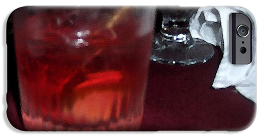 Drinks IPhone 6 Case featuring the photograph Drink Up by Debbi Granruth