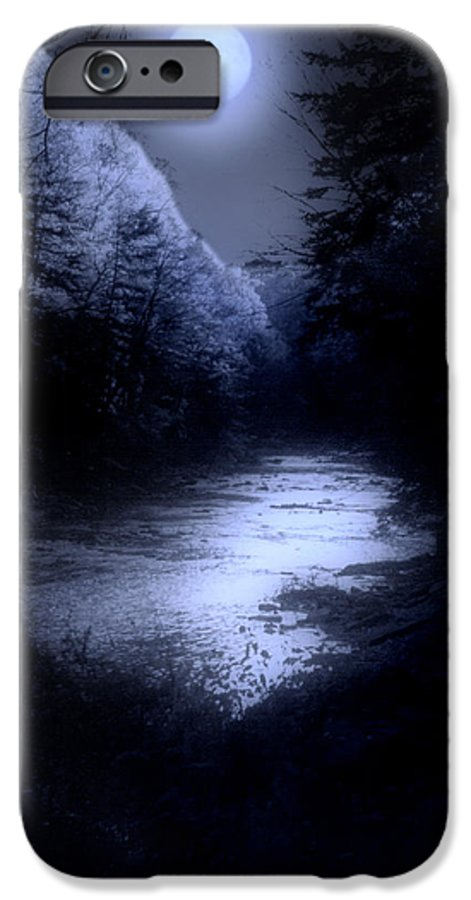 Moon IPhone 6 Case featuring the photograph Eerie Tranquility by Kenneth Krolikowski