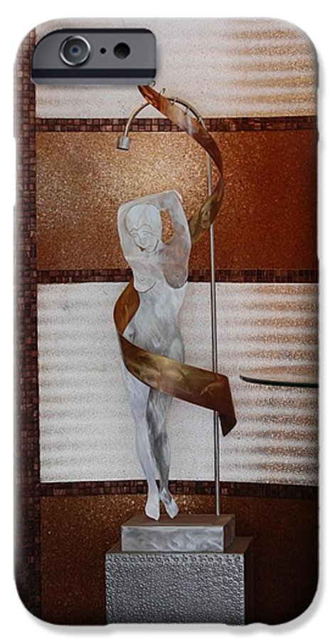 Statue IPhone 6 Case featuring the photograph Erotic Museum Piece by Rob Hans