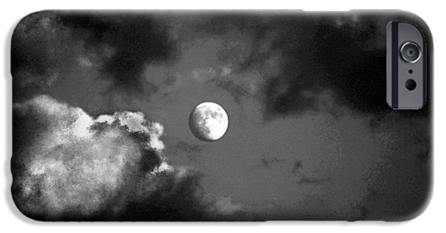 Sky IPhone 6 Case featuring the photograph Eye In The Sky by Steve Karol