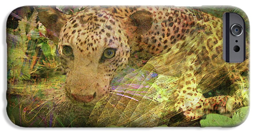Game Spotting IPhone 6 Case featuring the digital art Game Spotting by John Beck