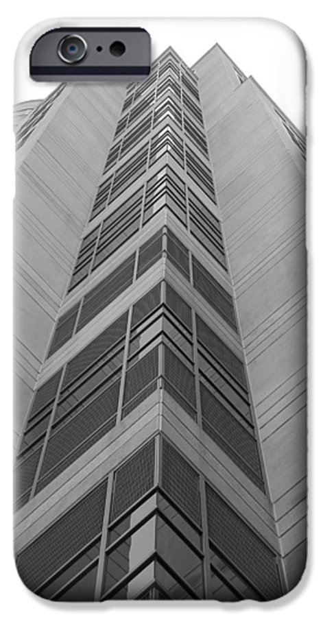 Architecture IPhone 6 Case featuring the photograph Glass Tower by Rob Hans