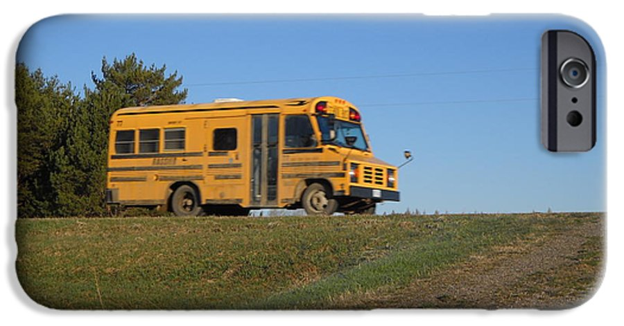 Going To School On The Short Bus IPhone 6 Case