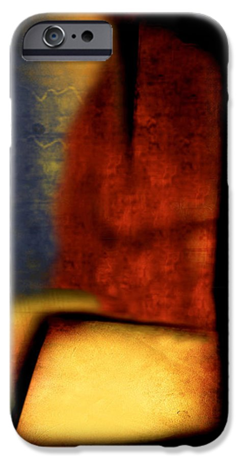 Golf IPhone 6 Case featuring the painting Golf by Jill English