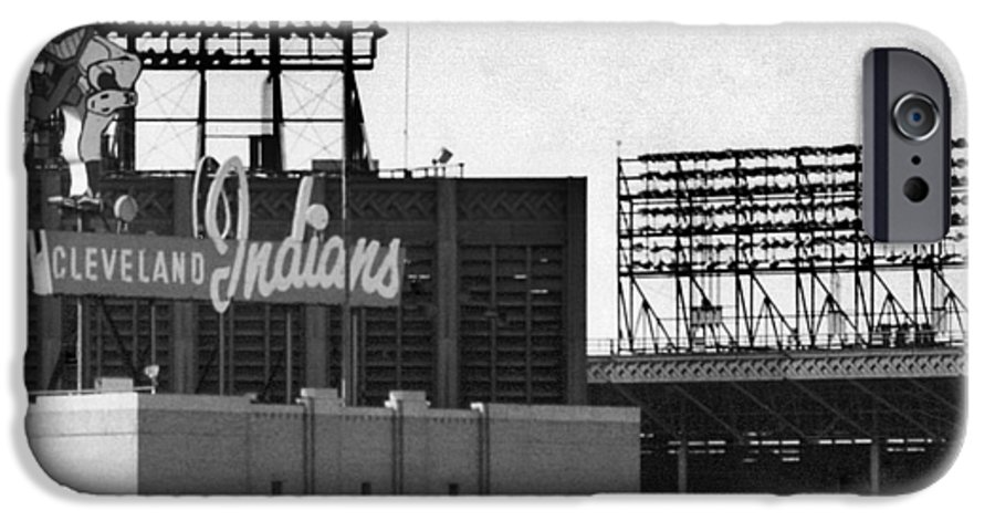 Cleveland IPhone 6 Case featuring the photograph Good Times Bad Times by Kenneth Krolikowski