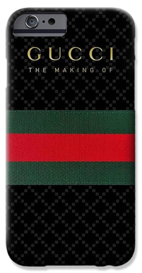 premium selection 9853f 9ad78 Gucci IPhone 6 Case