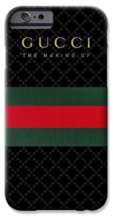 premium selection b6293 3926e Gucci IPhone 6 Case