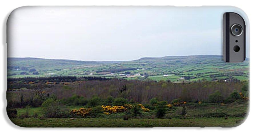 Ireland IPhone 6 Case featuring the photograph Horses At Lough Arrow County Sligo Ireland by Teresa Mucha