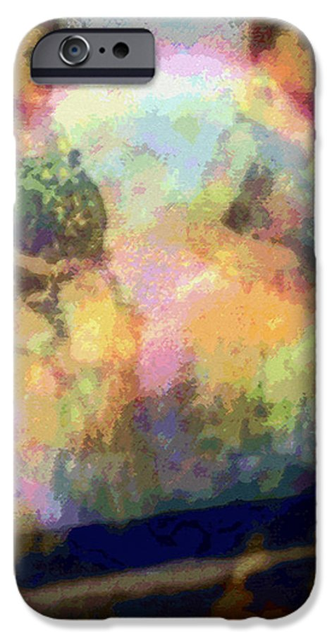 Tropical Interior Design IPhone 6 Case featuring the photograph Hula Waiona by Kenneth Grzesik