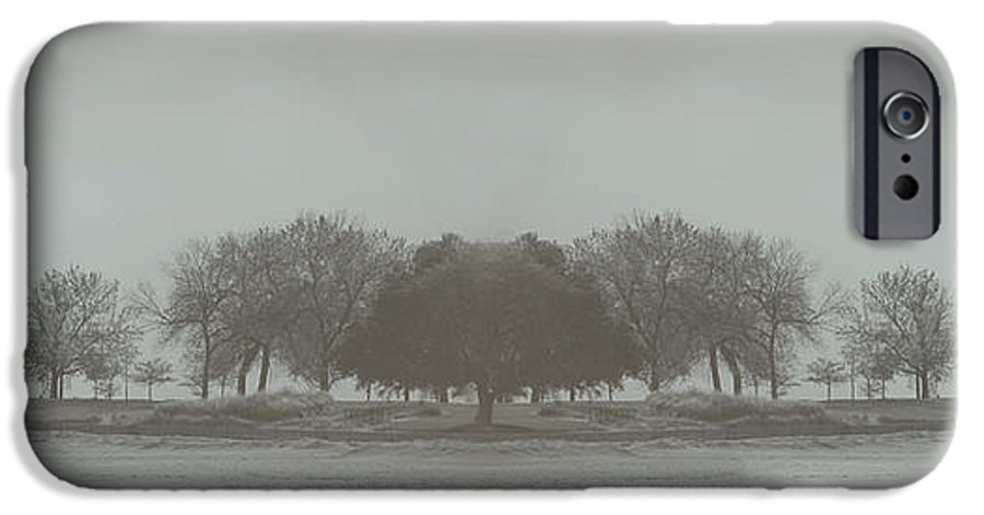 Landscape IPhone 6 Case featuring the photograph I Will Walk You Home by Dana DiPasquale