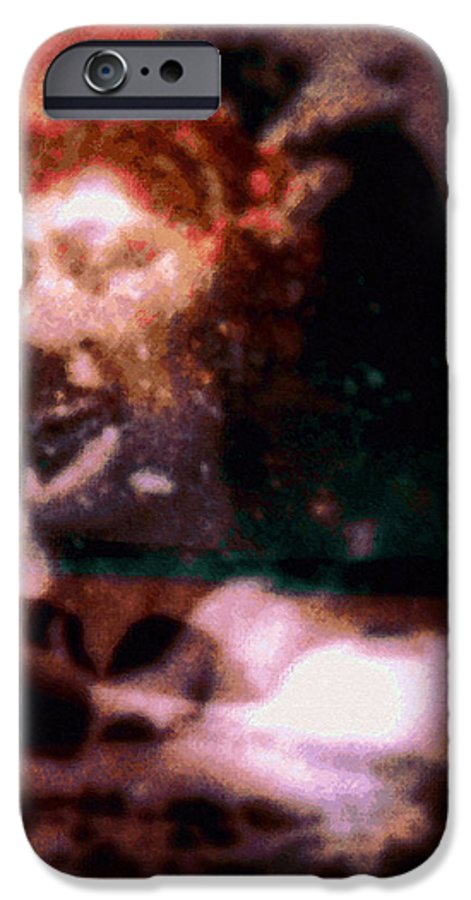 Tropical Interior Design IPhone 6 Case featuring the photograph Kahua O Malio by Kenneth Grzesik