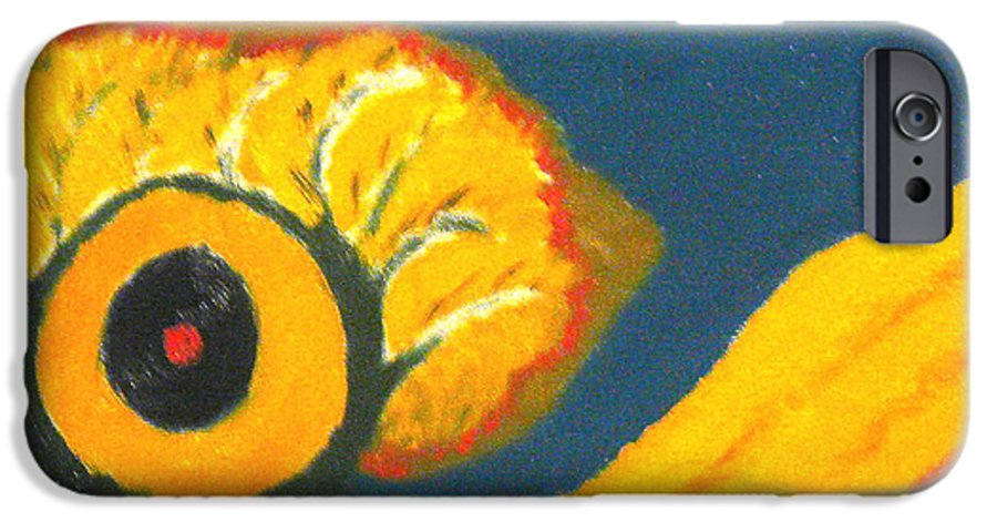 IPhone 6 Case featuring the painting Krshna by R B