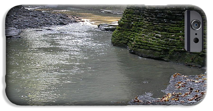 Watkins Glen IPhone 6 Case featuring the photograph Little Ray Of Sunshine by Linda Murphy