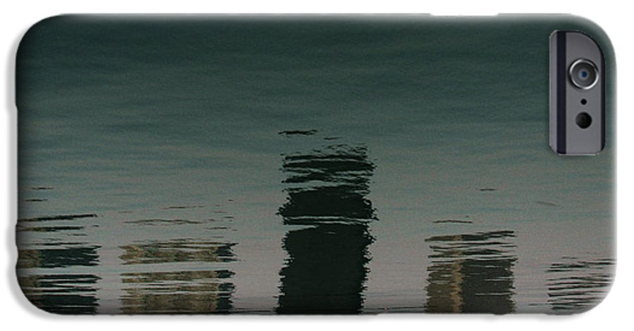 Lake IPhone 6 Case featuring the photograph Lonely Soul by Dana DiPasquale