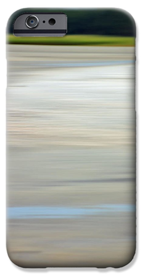 Coastal IPhone 6 Case featuring the photograph Low Country Coastal Blur by Suzanne Gaff