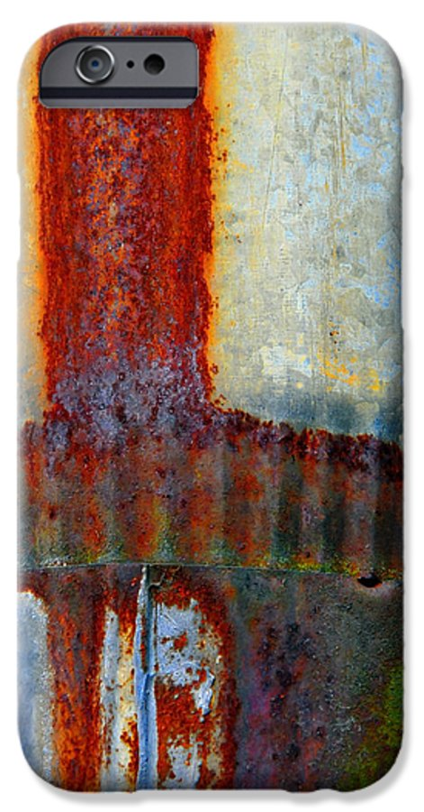 Skip Hunt IPhone 6 Case featuring the photograph Magma by Skip Hunt